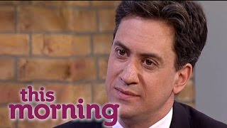 Ed Miliband On The General Election | This Morning