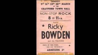 Ricky Bowden, Weep No More My Baby.wmv