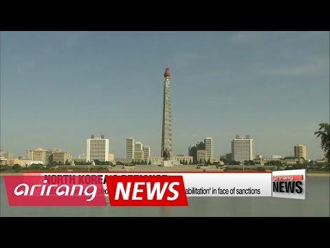 North Korea pledges regime will pursue 'self-rehabilitation' in face of sanctions