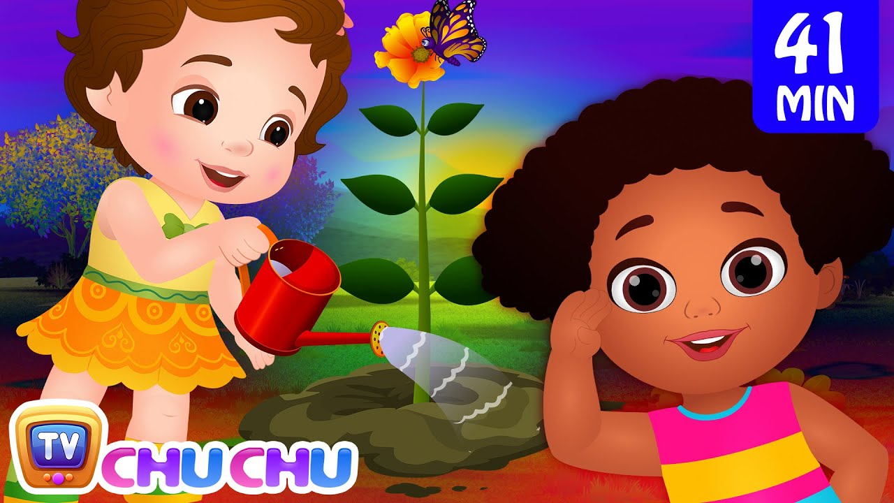 Good Morning Song and Many More Videos   Popular Nursery Rhymes Collection by ChuChu TV For Kids