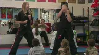 East Taunton Kenpo Karate (ETKK) Children