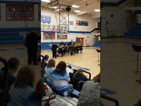 Huntingdon Middle School Beginning Band Spring Concert