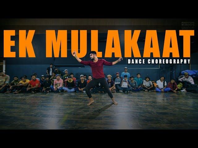 Ik Mulaqaat - Dream Girl | Contemporary Dance Choreography | The Kings | Shubham Singh