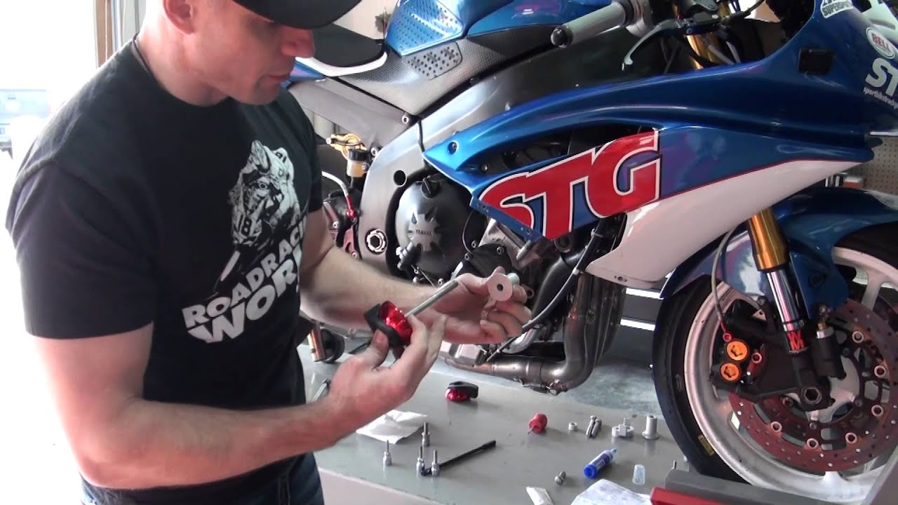 LSL Crash Pad Frame Sliders Review and Install Video from ...
