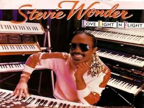 "LOVE LIGHT IN FLIGHT (From ""The Woman In Red"")(Original Full-Length Version) - Stevie Wonder"