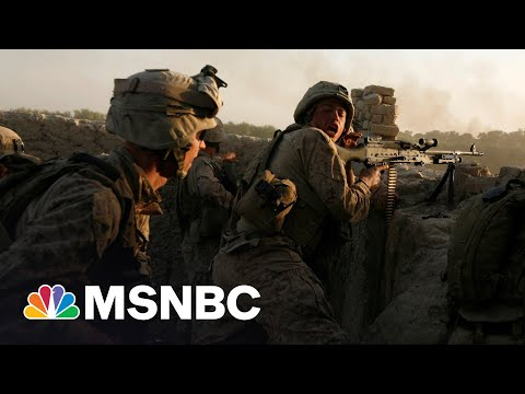 Russian Bounties In Afghanistan Clarified In New Report | Rachel Maddow | MSNBC