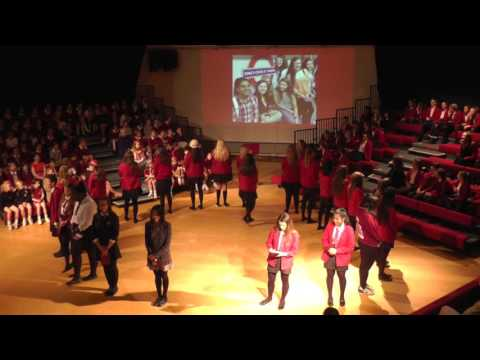 Upper Sixth Form Leavers' Assembly 2016