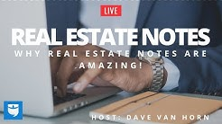 Why You Should Invest in Real Estate Notes