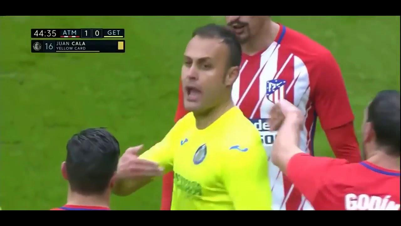 Download Athletico Madrid vs Getafe 2-0 All Goals Highlights