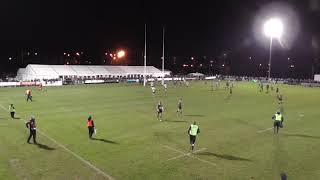 Nottingham Rugby v London Irish - match highlights 18.01.19