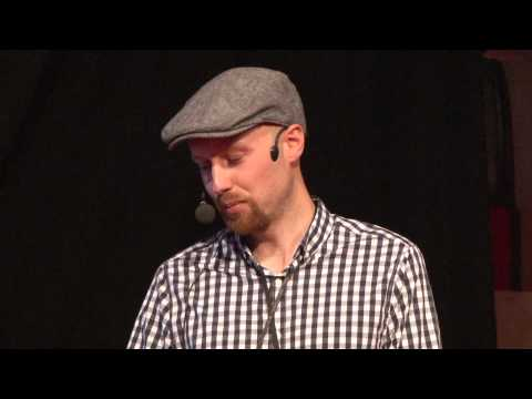 TEDxNitra - Tomáš Gríger - Cesty na Sever a minimalizmus