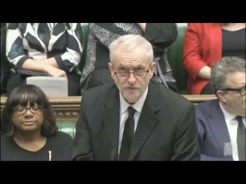 Jeremy Corbyn | Statement to the House on the London Attacks