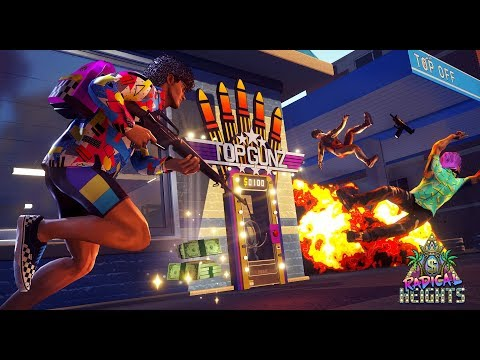 WORLD'S BEST (Radical Heights Battle Royale Gameplay)