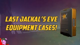 DB | Last 100 Jackal's Eve Equipment Cases! Opening Ranked S4 Case!