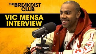 vic mensa says reading bell hooks helped him understand black masculinity