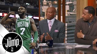 3 reasons why Celtics are poised for comebacks from Byron Scott and Tracy McGrady | The Jump | ESPN