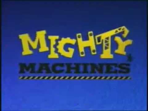 Mighty Machines Theme Song - YouTube
