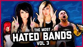 MOST HATED BANDS VOL 3: Five Finger Death Punch, Millionaires, Design The Skyline