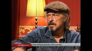Wolfgang Niedecken im stadtgespräch bei center.tv, Teil 1
