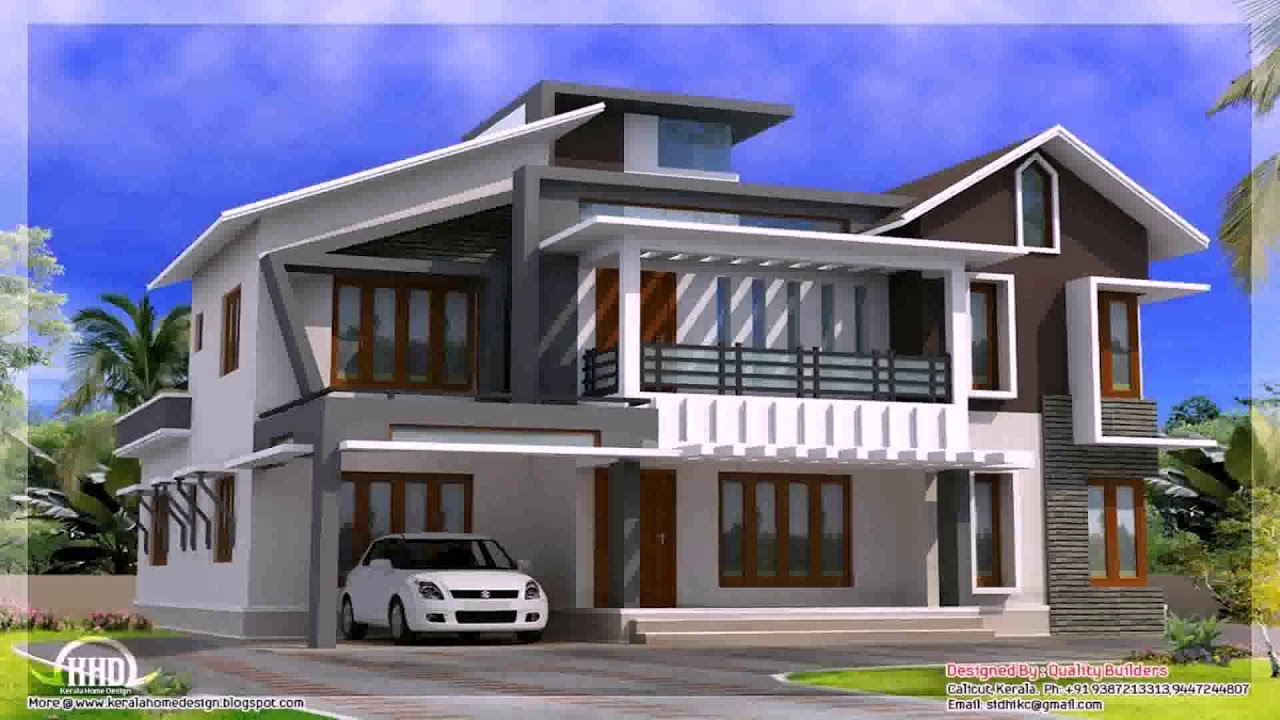 Beautiful House Design In Nepal (see description) - YouTube