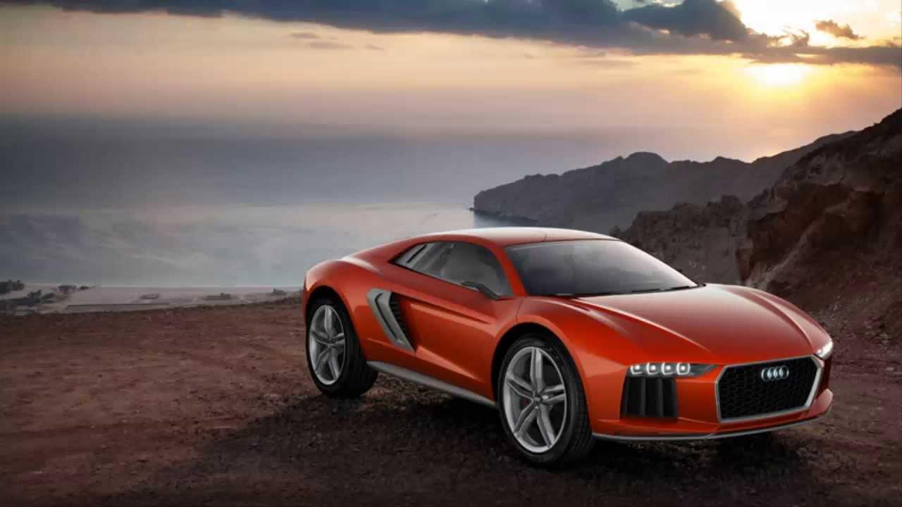 Audi Nanuk Quattro Concept 2013 At Frankfurt Motor Show   YouTube