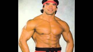 "WWF Themes - Ricky ""The Dragon"" Steamboat (2nd)"