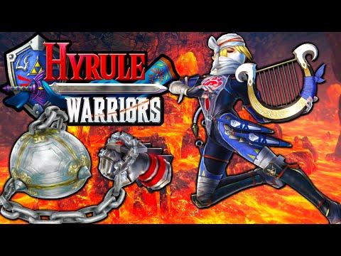 Hyrule Warriors: Link's New Weapon! Adventure Mode Legend of Zelda PART 7 HD Gameplay Walkthrough