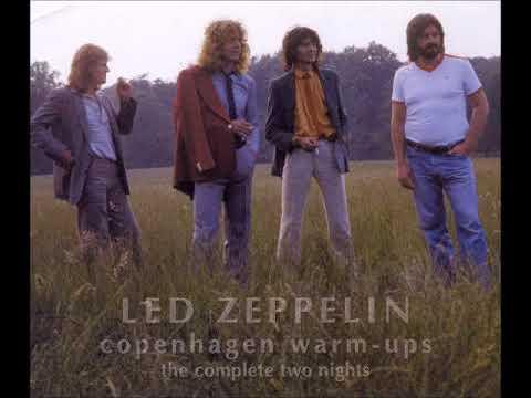 Led Zeppelin - Live @ Copenhagen 1979/07/24