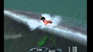 Sunny Garcia Surfing gameplay (PS2)