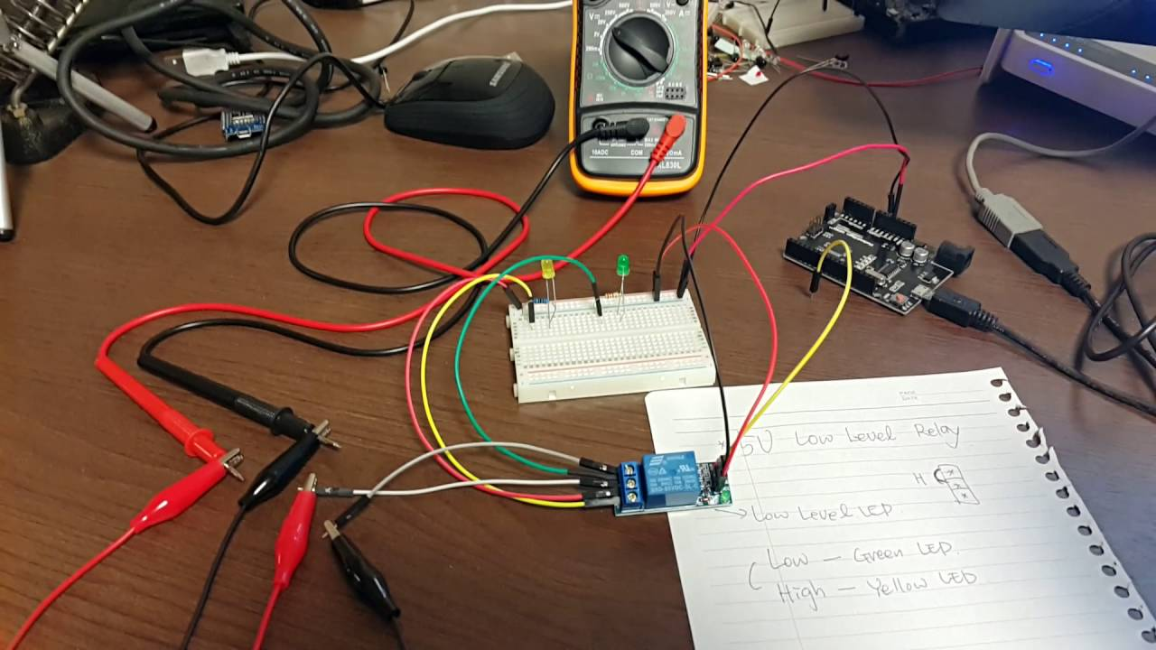 High//Low Trigger 1-2-4-8 Kanal 5//12V Relais Modul mit Optokoppler für Arduino