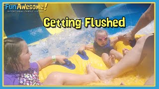 💦 GET FLUSHED AT SUNSPLASH WATER PARK