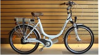 2015 EVELO Review of the EVELO Luna Electric Bicycle