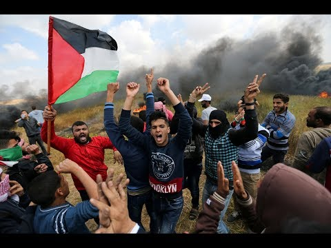 Israel Massacres Unarmed Gaza Protesters, Shooting 773 with Live Ammunition