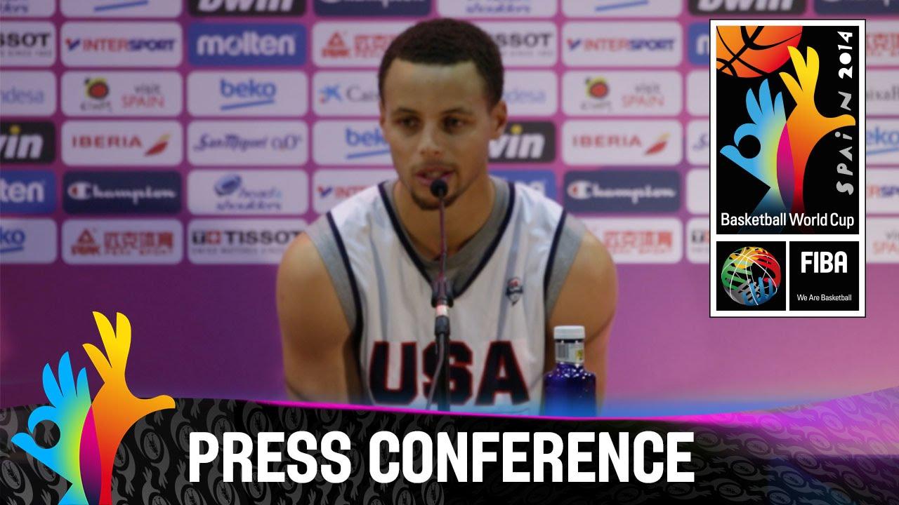 USA - Semi Final - Pre-Game Press Conference