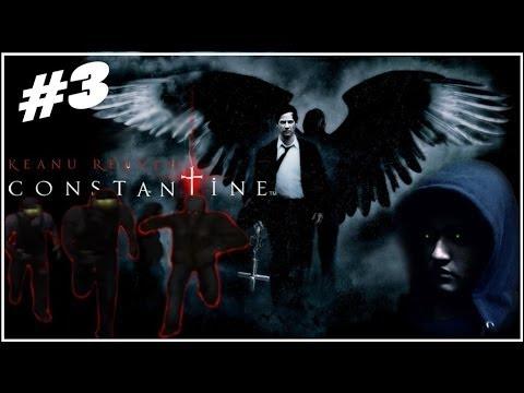 Constantine - CREEPY DEMON HOSTS!!! - Let's Play Constantine The Game (Part 3)