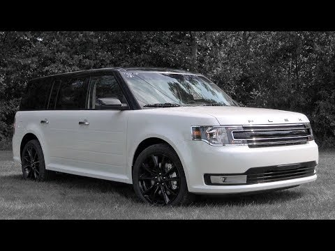 2018 Ford Flex: Review