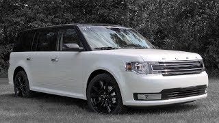 2018 Ford Flex: Review thumbnail