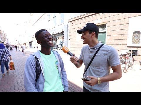 HOEVEEL IS JOUW OUTFIT WAARD?? (LEIDEN) - SUPERGAANDE INTERVIEW