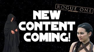 UPDATE: NEW CONTENT COMING SOON!