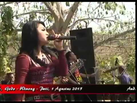 Ratna Antika ~ ADA GAJAH DI BALIK BATU Monata Live in Sinden Ratan Comunity Godo Winong 2015