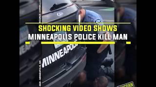 Minneapolis Police Kill Unarmed and Handcuffed Man