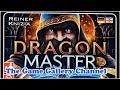 【ボードゲーム レビュー】「Dragon Master」- ドラゴンマスターは縦と横を読み切る