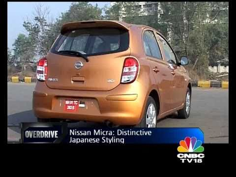 Nissan Micra Diesel vs the rest on OVERDRIVe