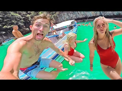 TOOK OUR GIRLFRIENDS ON A DREAM VACATION! (Thailand Vlog v4)
