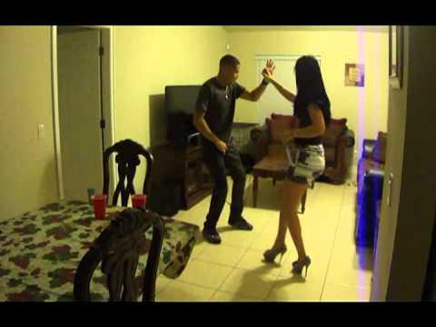 DJ Ta Jevi & his wife Carolyn dancing bachata!