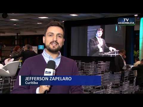 Repórter Assembleia 15 de junho de 2018 - Último dia do VI Congresso Brasileiro de Direito Eleitoral