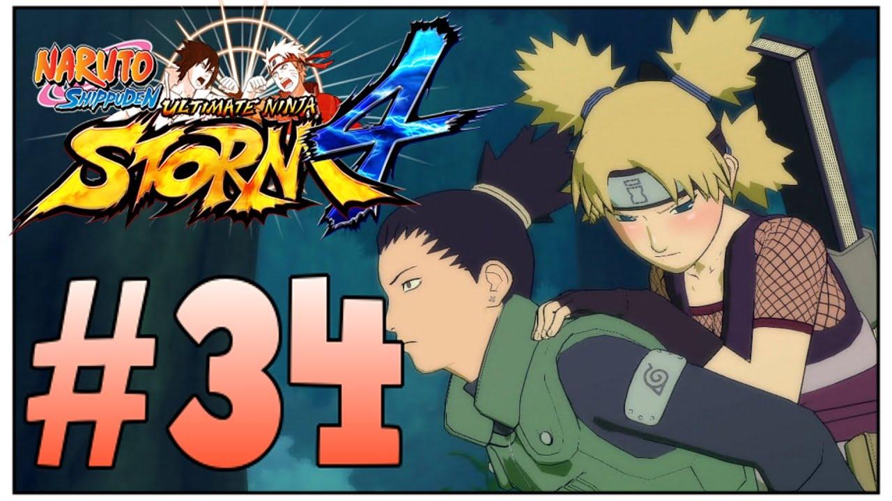 Let's Play Naruto Shippuden: Ultimate Ninja Storm 4 ...