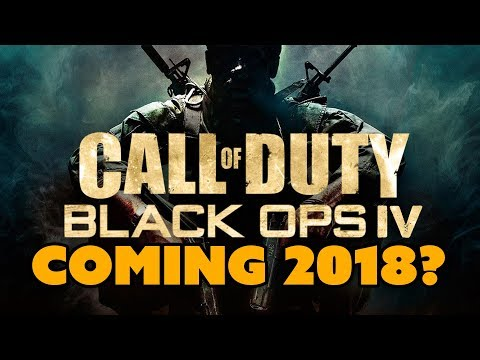 Call of Duty Black Ops 4 Coming 2018!? - The Know Game News