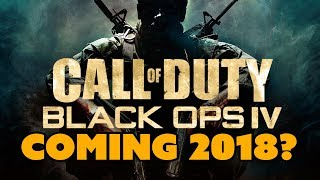 Call of Duty: Black Ops 4 Coming 2018!? - The Know Game News