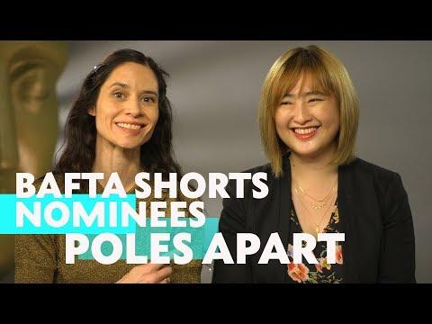 Stop Motion Animation Directors Discuss Making Poles Apart | BAFTA Nominated Short